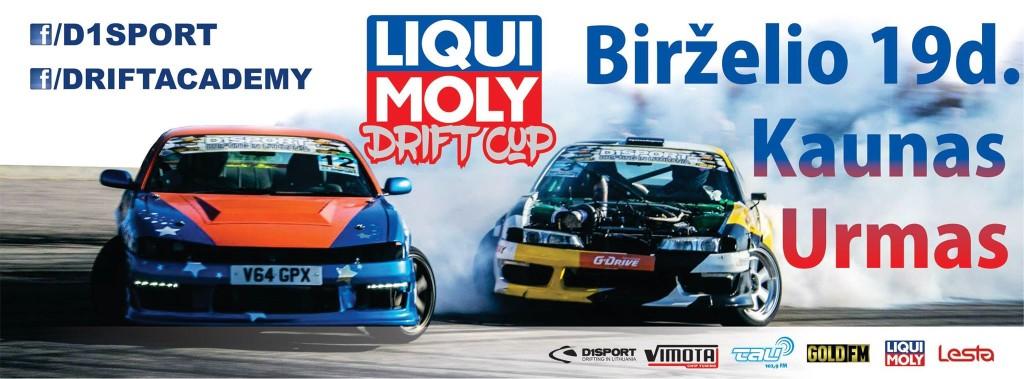 Liqui-Moly Drift Cup - 2 Etapas / Kaunas URMO BAZĖ